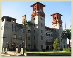 St. Augustine, FL. Another place I visited as a child that looks like an awesome grown-up destination.