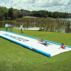 Giant 50' Slip and Slide