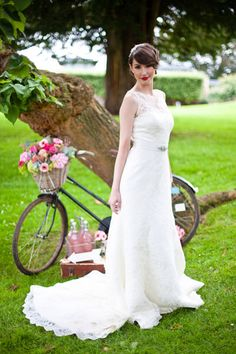 Styling by little wedding helper  Dress Kate walker  Hair Kylee Kotyk  MUA Delush