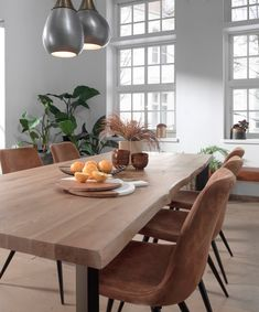 Meubles Belot à Soignies: Meublez vos rêves ! Dining Table Chairs, Dining Area, Kitchen Dining, Zen House, Modern Home Interior Design, Sweet Home, Furniture, Home Decor, Boho
