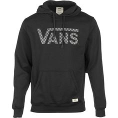 Vans Classic Pullover Hoodie (195 BRL) ❤ liked on Polyvore featuring men's fashion, men's clothing, men's hoodies, mens hooded sweatshirts, mens fleece hoodies, mens hoodies, vans mens hoodies and mens hoodie