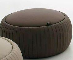 Kapaklı puf Diy Cardboard Furniture, Tire Furniture, Recycled Furniture, Furniture Making, Tire Ottoman, Round Ottoman, Tire Craft, Inflatable Furniture, Diy Sofa