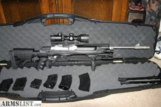 """Happy birthday, Wyatt.  """"Now's probably not the best time to give you a mini fourteen assault rifle,"""" Jules said as she arched an eyebrow at him. """"But I'd already bought it. Something fun for your collection."""""""