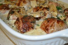 Pfefferrahm - Lendchen aus dem Backofen, ein beliebtes Rezept aus der Kategorie Schwein. Bewertungen: 15. Durchschnitt: Ø 4,1.