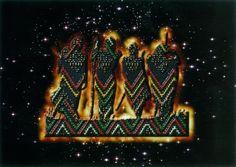 """Cosmic Warriors"" by Jabbi Delahaye"
