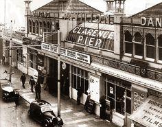 Clarence Pier, Southsea..vintage