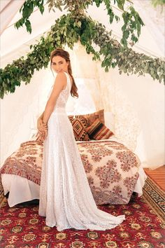Willowby by Watters Brighton at CC's Boutique at Westshore Plaza. No appointment is necessary to shop for the Willowby Brigthton wedding dress. Bohemian Wedding Dresses, Colored Wedding Dresses, Designer Wedding Dresses, Wedding Dress Winter, Lace Wedding, Brighton, Bridal Gowns, Brides, Minneapolis