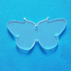 Acrylic Keychain Butterfly (Package.Price)