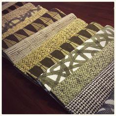 Bernhardt Textiles- Center Stage Collection #celadon #graphic #texture