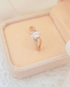 48 Morganite Engagement Rings We Are Obsessed With ❤ morganite engagement rings unique engagement rings with morganite1 #weddingforward #wedding #bride
