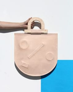 <p>The handbags designersBuilding Blockand the furniture makersWaka Wakadesigned a limited edition collection of custom-order leather bags for IKO IKO Los Angeles. The two collaborated to make the