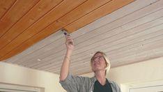 Hytta i Trysil er ikke til å kjenne igjen Interior, Ceilings, Design Interiors, Interiors, Interieur