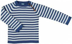 FUB - Genser Petrol/Ecru med knapper Baby Kids, Kids Outfits, Polo Shirt, Sweaters, Mens Tops, Shirts, Kids Clothing, Clothes, Women