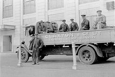 Ramsgate Remembered: Claxton Ship Builders and Engineers Road Transport, Kent England, Engineers, Transportation, Monster Trucks, Ship, Ships, Yachts