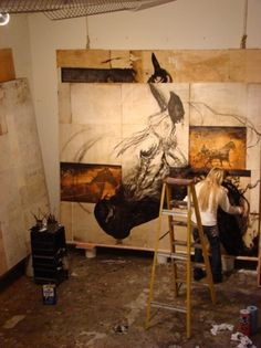 Ashley Collins Studio, Ltd. - Paintings