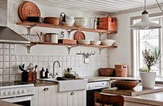 [Deco] Una cocina rústico vintage al detalle