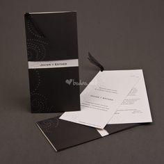 "Invitación ""Gris Elegance"" - Bodas.net"