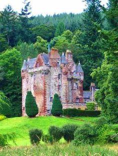 Castle Leod, Scotland
