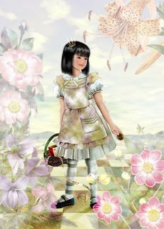 Miharu Yokota | Alice in Wonderland