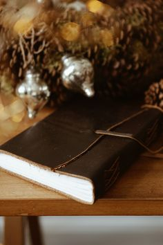 Gusti Leder /'Nadia/' Notizbuch DIN A5 Lederbuch Skizzenbuch Tagebuch Notizblock