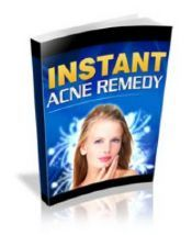 Would you like to know which Anti-Acne products really work?  Most Acne Treatments promise a miracle, but once you buy them, you are disappointed that they don't work as well as you thought. Here, we look at what is in those acne treatment products that helps them get rid of acneInstant Acne Remedy