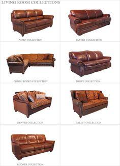 Western Furniture Western Home Decor Wild West Living Cowboy