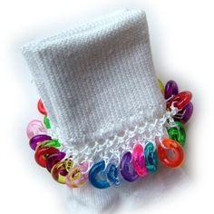 LifeSavers Socks Crochet Baby Shoes, Crochet Clothes, Thread Crochet, Crochet Trim, How To Make Socks, Girls Socks, Color Ring, Blue Rings, Cool Socks