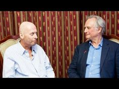Last public appearance........the dawkins awards.  BRILLIANT BRILLIANT BRILLIANT............WORTH THE WATCH.