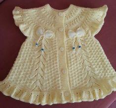 Knitting For Kids Crochet For Kids Crochet Owls Knitting Designs Baby Knitting Patterns Baby Disney Knit Baby Dress Baby Cardigan Crochet Baby Clothes Baby Knitting Patterns, Baby Cardigan Knitting Pattern, Knitting For Kids, Crochet For Kids, Knitting Designs, Knitting Hats, Knit Baby Dress, Crochet Baby Clothes, Baby Sweaters