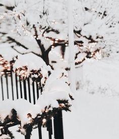 #letitsnow snow // winter // winter wonderland // christmas // christmas time