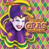 Mardi Gras Party Music CD