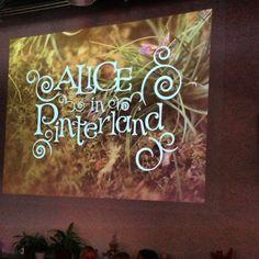 Alice in Pinterland #altsf #pinterland #redlinedesign® photo credit: Sarah G. Stevenson
