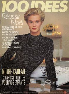 French Magazine, Catalog, That Look, Collection, Comme, Book, Crochet, Sweater Vests, Journals