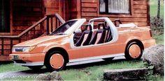 1987 Isuzu - Gemini Zero Door Concept