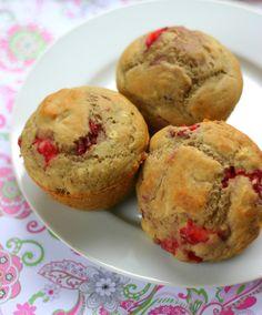 {Gluten & Dairy Free} Strawberry Lemonade Muffins | FROM SCRATCH CLUB