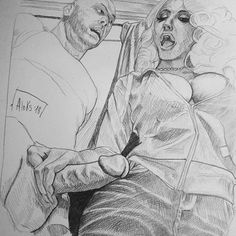Surprise . . #eroticart #eroticpic #eroticgram #nüdes #sketch #sketchbook #art #artdrawings #model #models #painting #paint #italian #artist #drawing #drawing #couple #portrait #photography #arterotica #eroticdrawing #sexyart #sexyartwork #seducción #sëduccion #sexualart #sosexy