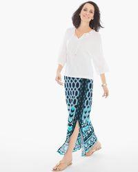 Hayden High-Slit Maxi Skirt>