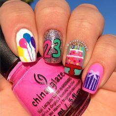 Instagram photo by nailsbysteph_ #nail #nails #nailart