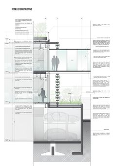 Image 13 of 29 from gallery of Falcon Headquarters 2 / Rojkind Arquitectos + Gabriela Etchegaray. Photograph by Rojkind Arquitectos, © Jaime Navarro Famous Architecture, Colonial Architecture, Chinese Architecture, Architecture Drawings, Sustainable Architecture, Architecture Details, Master Thesis, Construction Documents, Residential Complex