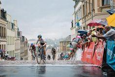Emma Johansson takes second on stage 3b of the Thüringen Rundfahrt