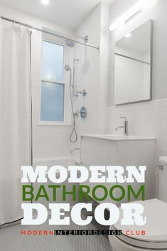 Bathroom Decorating Ideas ... bathroom in a snap. Get inspired by our favorite bathroom decorating ideas. ... modern bathroom with ladder towel rack.  * Click image for more details. Best Interior Design, Bathroom Interior Design, Funky Lamps, Decor Market, Used Chairs, Modern Bathroom Decor, Ladder, Towel, Decorating Ideas