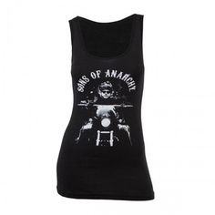 Sons of Anarchy Jax Ride Women's Tank This one as well,both killer!!