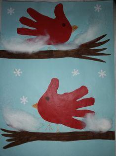 Vögel im Winter - New Ideas Pinecone Crafts Kids, Pine Cone Crafts, Art For Kids, Crafts For Kids, Infant Classroom, Moose Art, Projects, Painting, Animals
