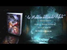 """Book Trailer de """"La Maldición del Círculo Perfecto"""" de Moruena Estringana"""