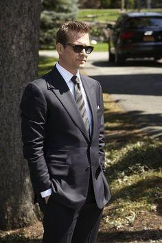 Gabriel Macht in Suits