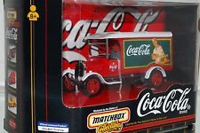 Matchbox 1926 Ford Model TT Coca Cola Delivery Truck  # 37970 1:43 Scale NEW SJ