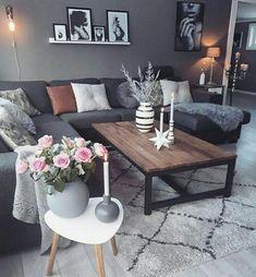Cozy small living room apartment ideas (30)