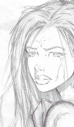 Darkchylde Sketchbook - Dynamic Forces