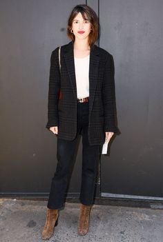 All the French Fashion Tricks You Can Steal From Jeanne Damas via @WhoWhatWearUK