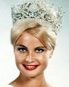 Miss universe 1961
